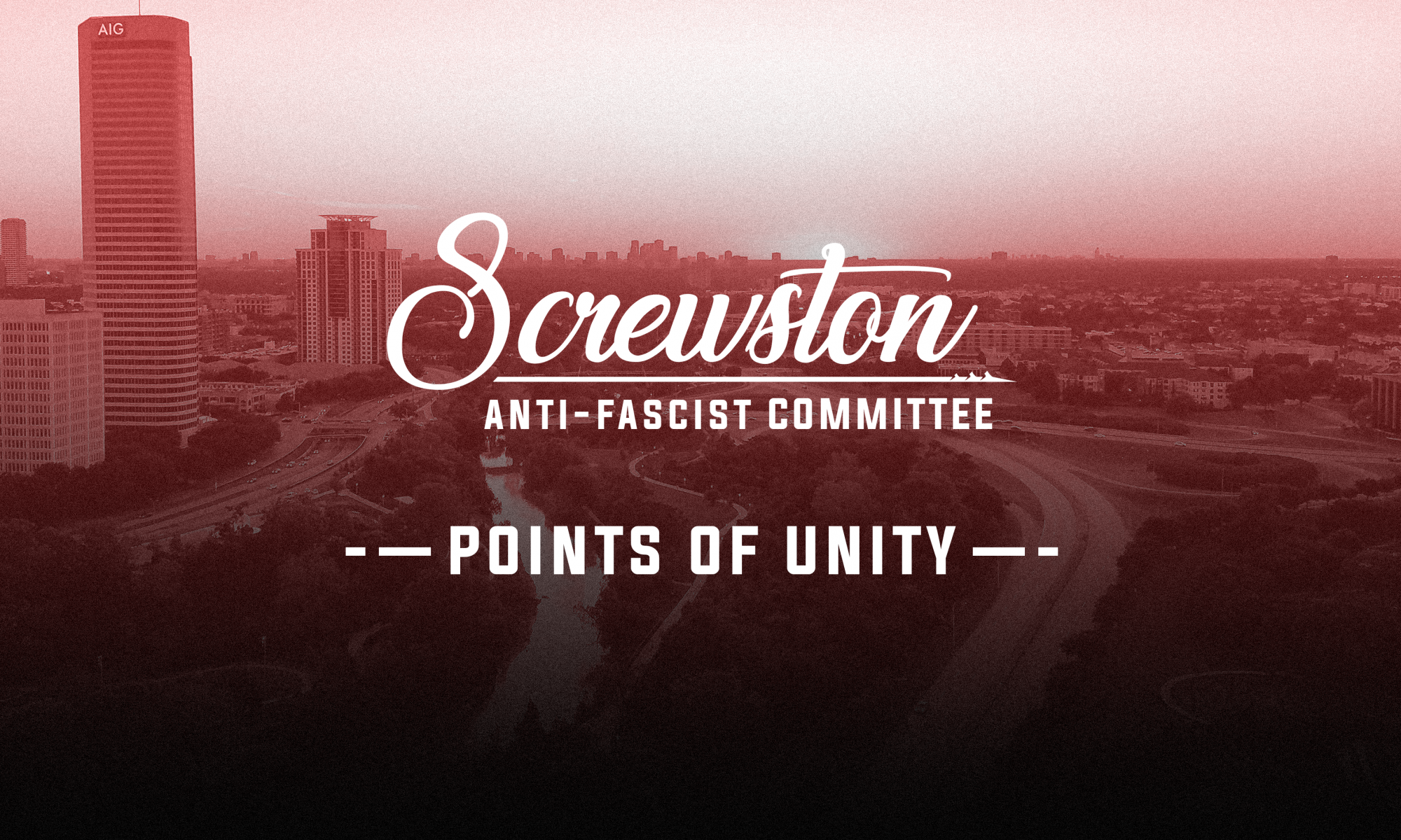 SAFC Points of Unity